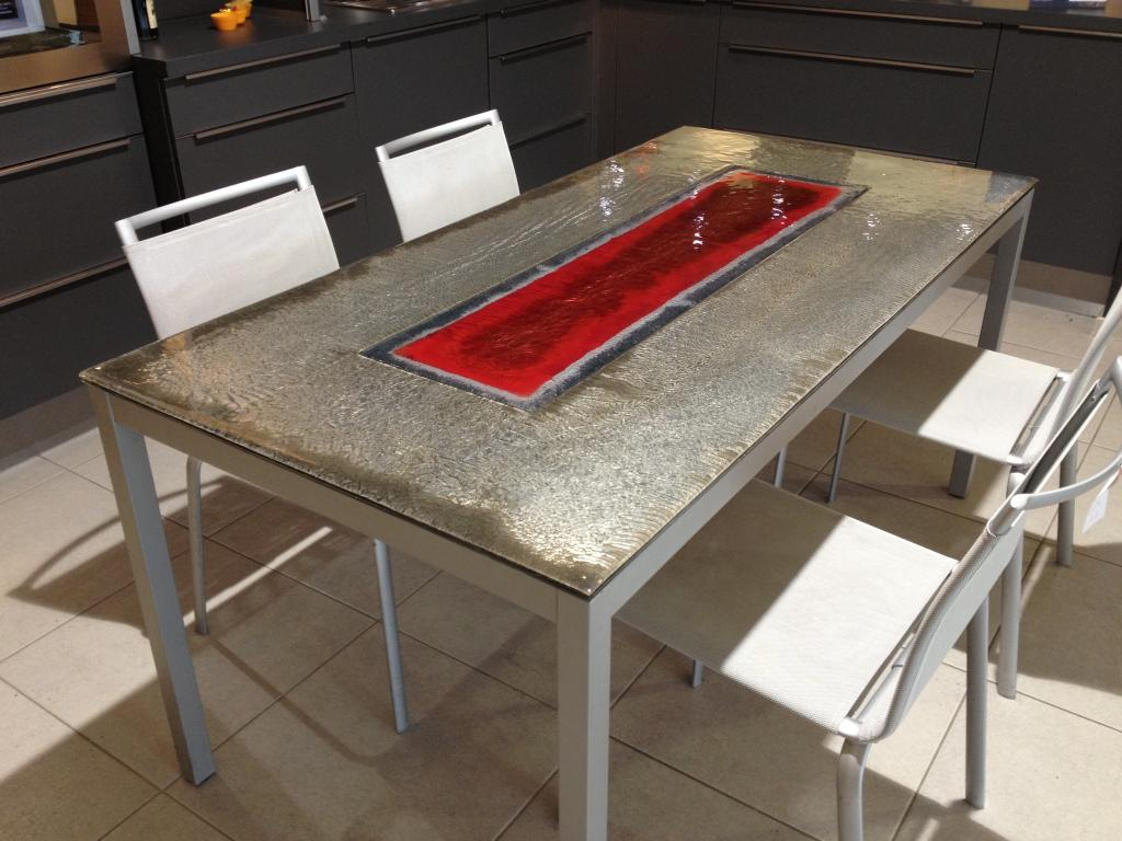 Faire Une Table En Verre carrelage et verre kopper-glass®